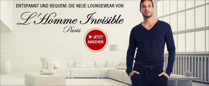 dexer.de: L'Homme Invisible - Loungewear