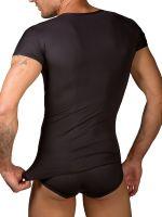 Eros Veneziani Cool Boy: T-Shirt, schwarz