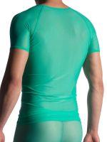 MANSTORE M904: V-Neck-Shirt, reed