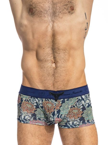 L'Homme Erwan: Push-Up V-Boxer, midnight blue