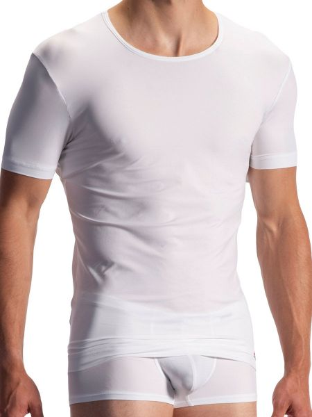 Olaf Benz RED1966: T-Shirt, weiß