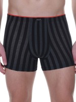 Bruno Banani Cross Walk: Short, schwarz/grau