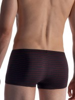 Olaf Benz RED1859: Minipant, schwarz/rot