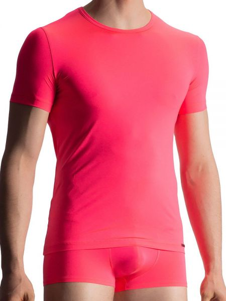 Olaf Benz RED1918: T-Shirt, pink