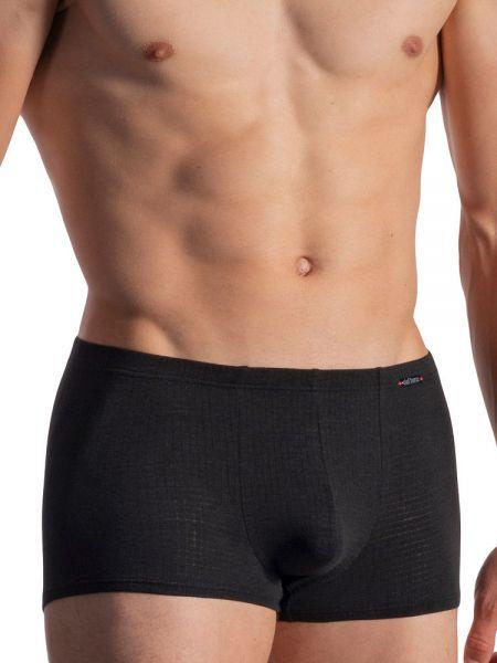 Olaf Benz RED1967: Minipant, schwarz