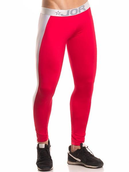 JOR Runner: Long Pant, rot