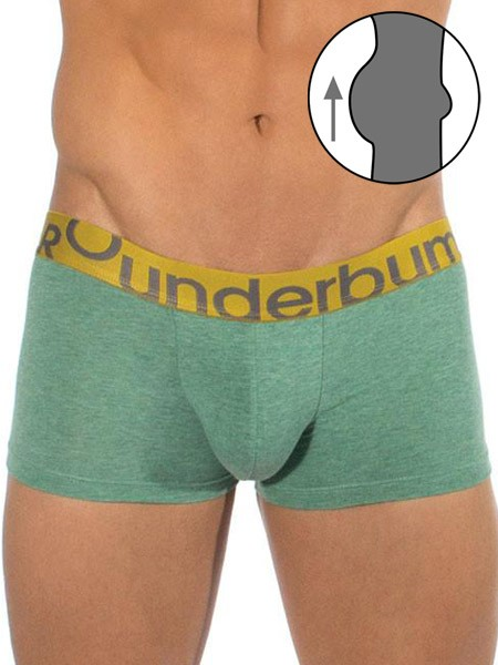 Rounderbum: Lift Trunk, grün