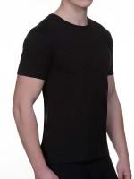 Bruno Banani Pure Cotton: Shirt 2er Pack, schwarz