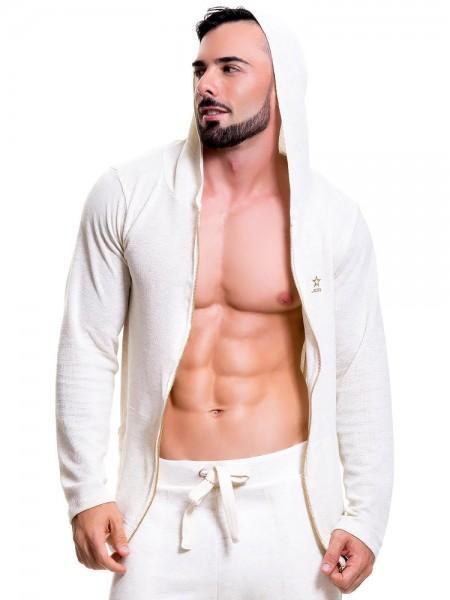 JOR Monaco: Hoodie Jacket, beige