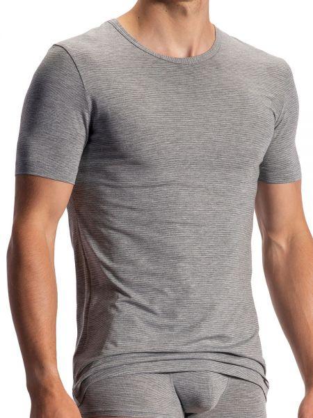 Olaf Benz PEARL1959: T-Shirt, grau