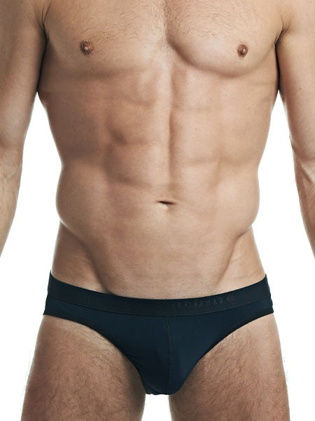 L'Homme Sensitive: Regular Brief, schwarz