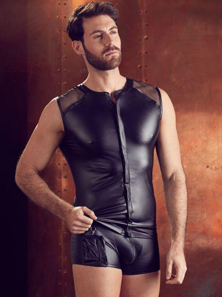 NEK Sleeveless Shirt, schwarz