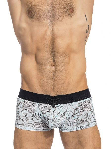 L'Homme Ellis: Push-Up V-Boxer, bleu/ciel