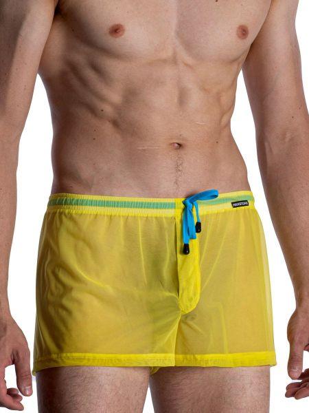 MANSTORE M963: Boxer Short, gelb