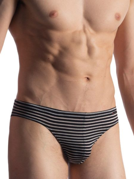 Olaf Benz RED1909: Sportbrief, stripe