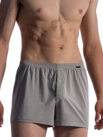 Olaf Benz RED1867: Boxershort, silber