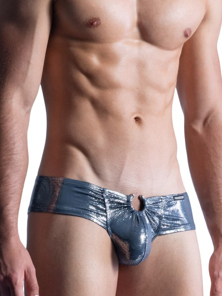 MANSTORE M857: Cheeky Brief, grau