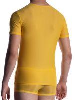 MANSTORE M2056: V-Neck-Shirt, capri