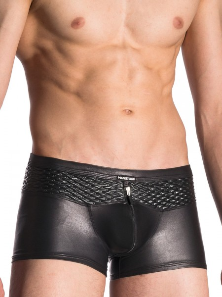 MANSTORE M701: Zipped Pant, schwarz