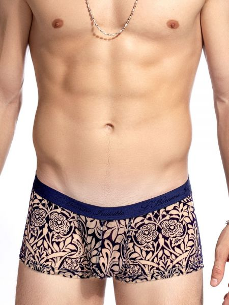 L'Homme Colby: Push-Up Hipster, haut/navy