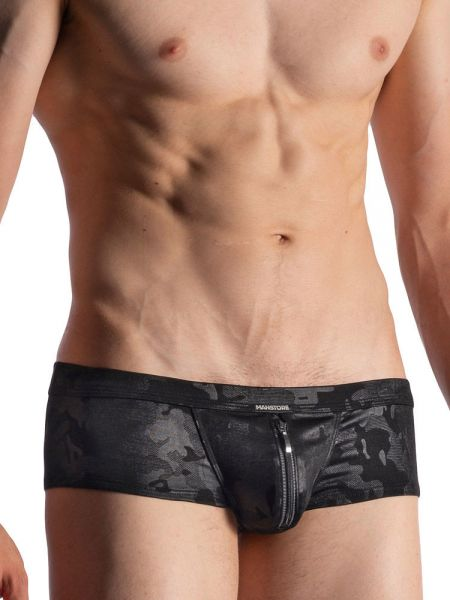 MANSTORE M950: Zipped Pant, schwarz