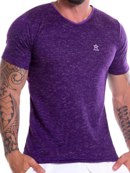 JOR Porto: T-Shirt, lila