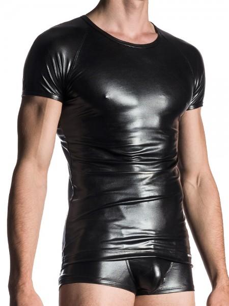 MANSTORE M107: Brando Shirt, schwarz