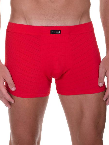 Bruno Banani Check Line 2.0: Short, rot