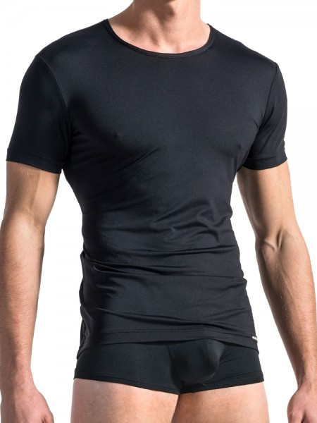 MANSTORE M103: Casual T-Shirt, schwarz