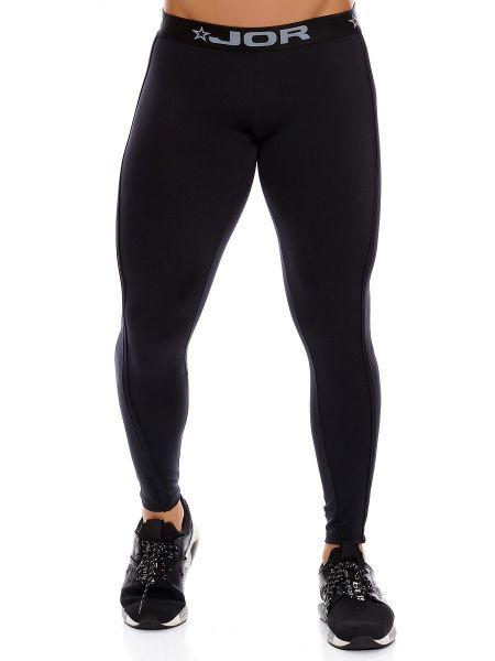 JOR Drako: Long Pant, schwarz