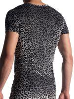 MANSTORE M908: V-Neck-Shirt, wild