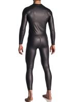 MANSTORE M510: Allover Suit, schwarz