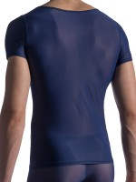 MANSTORE M804: Casual T-Shirt, navy