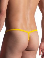 MANSTORE M800: Tarzan Strap, gelb