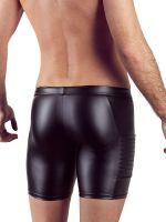 NEK Radlerpant mit Nieten, schwarz