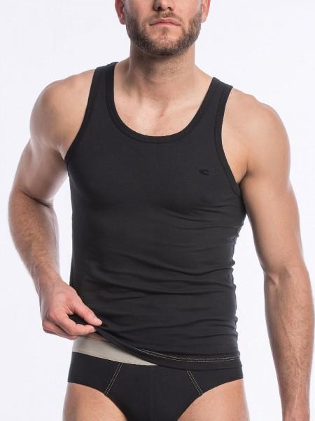camel active Underwear 29: Sportshirt, schwarz