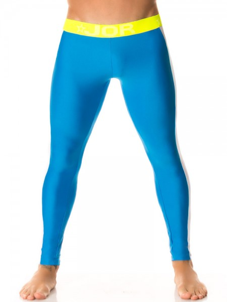 JOR Runner: Long Pant, blau