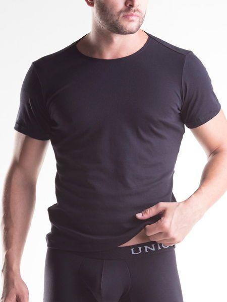 Unico Clasicos: T-Shirt, schwarz