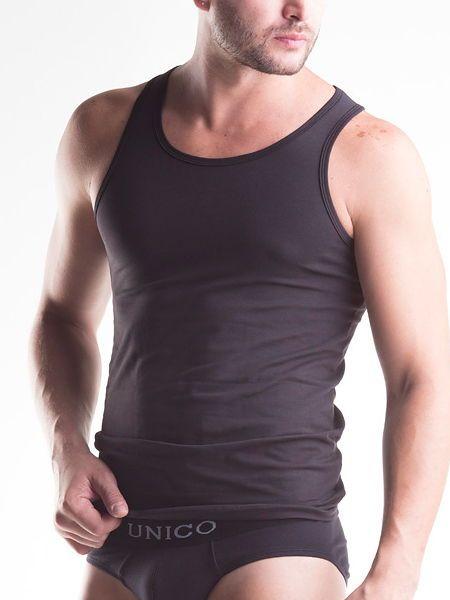 Unico Clasicos: Sportshirt, schwarz
