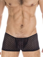L'Homme Adam: Invisible Boxer, schwarz
