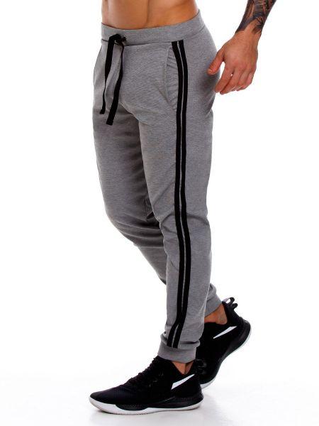 JOR Bosse: Long Pant, grau
