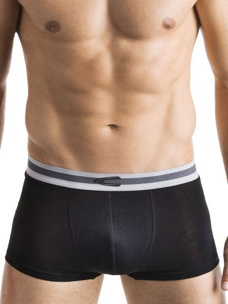 camel active Underwear 33: Pant 3er Pack, schwarz