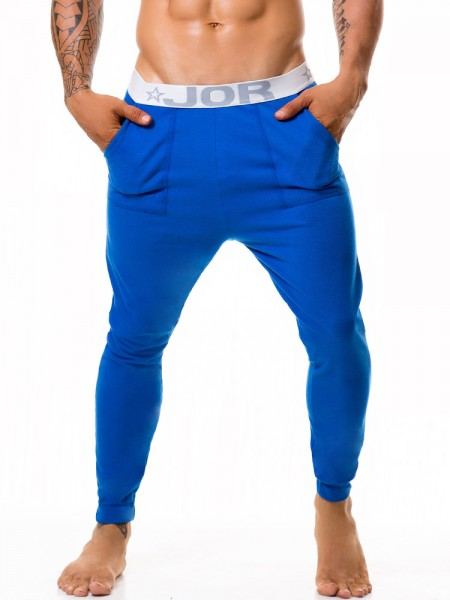 JOR Sleeper: Long Pant, blau