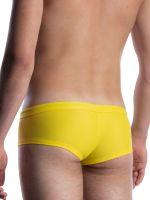 MANSTORE M2060: Beach Hot Pant, gelb