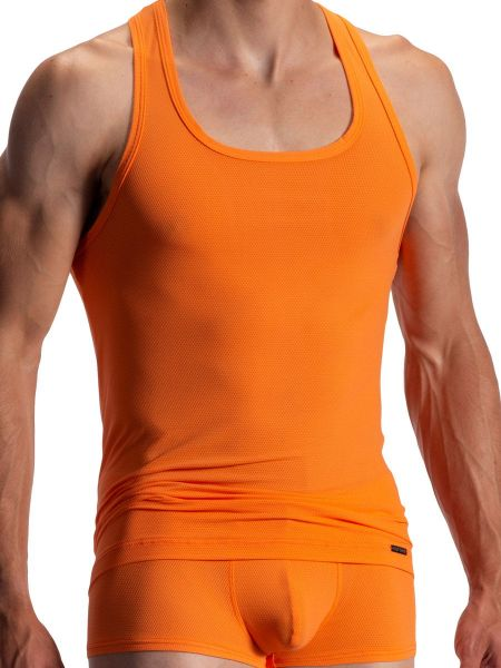 Olaf Benz RED1962: Athleticshirt, mango