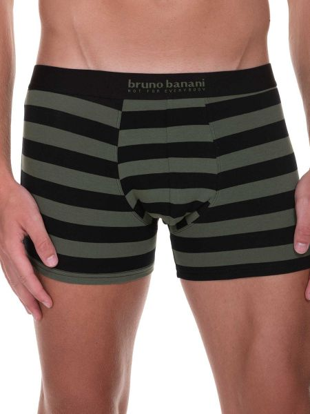 Bruno Banani Sailor: Short, oliv/schwarz