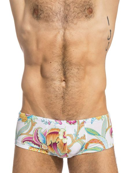 L'Homme Pattaya: Bade-Hipster, bunt