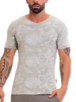 JOR Manhattan: T-Shirt, oliv