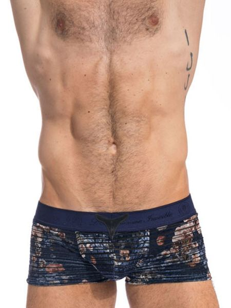 L'Homme Ewan: Push-Up V-Boxer, marine