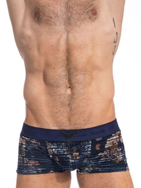 L'Homme Ewan: Push-Up V-Boxer, marine